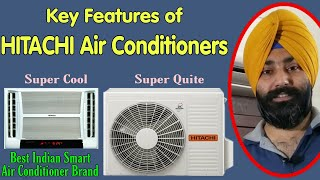HITACHI AIR CONDITIONERS 2020 Top Reasons to Buy HITACHI AC in 2020 HITACHI Inverter AC 2020