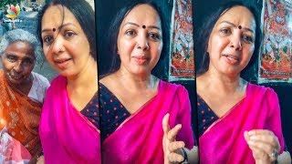 ഇഷ്ടമില്ലാത്തവര് കാണരുത്,എന്നെ വെറുതെ വിടു | Thara Kalyan reacts to criticism in social media