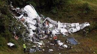 Last pictures of Chapecoense plane crash victims