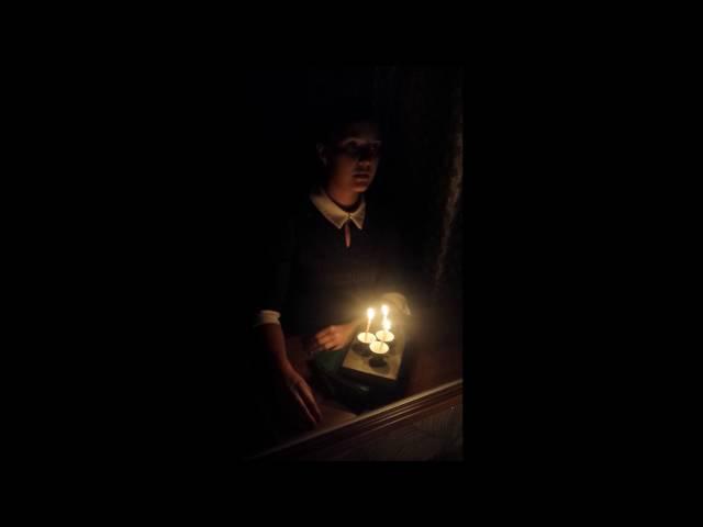 Алина Тетерина читает произведение «Зеркало» (Бунин Иван Алексеевич)