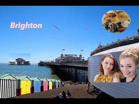 BRIGHTON | Travel diary (feat. Hanna)