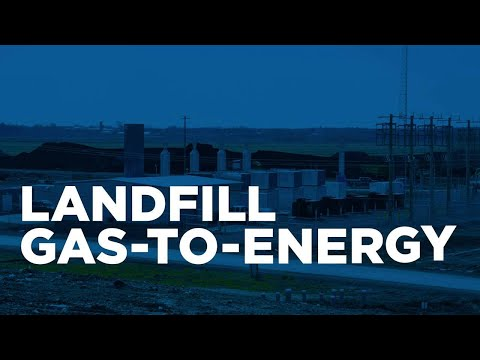 Generating energy from waste:  Hydro Ottawa landfill gas-to-energy facilities