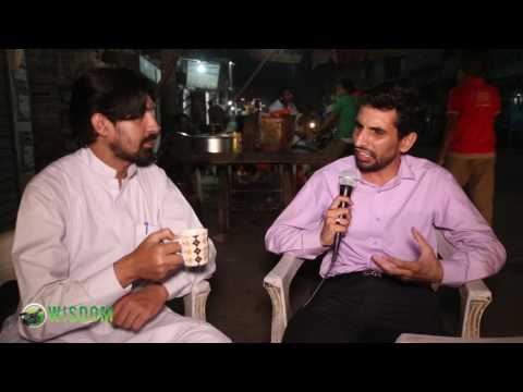 Interview of Waqas and Information about Imamia Colony Shahdra Lahore Pakistan
