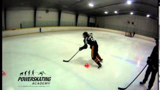 PowerSkating Academy - Sidney Crosby Move