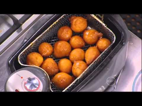 Masterchef Australia - Easy Donut Recipe
