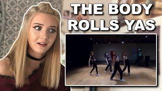 Blackpink's DDU-DU Dance Practice Reaction (THEIR BODY'S SIGH) // ItsGeorginaOkay