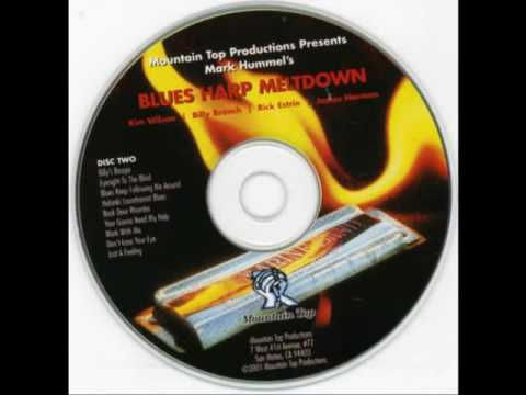 Mark Hummel's -Blues Harp Meltdown - Vol 1-Disc 2