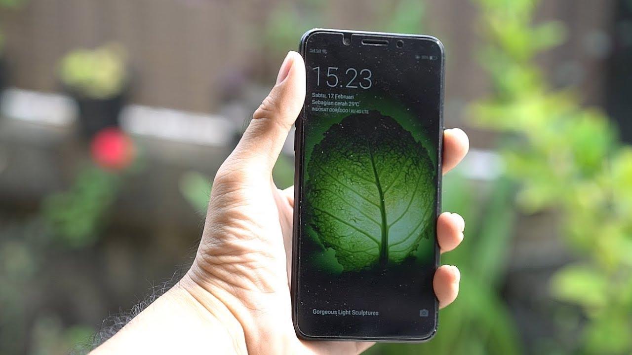 OPPO A83 Black Review Indonesia Setelah Penggunaan 1 Bulan ...
