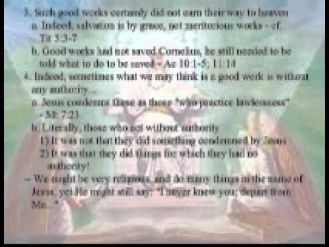 034 THE GOSPEL OF MATTHEW Who Will Enter The Kingdom Of Heaven wmv.wmv Videos De Viajes
