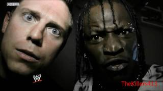 The reason why R-Truth and The Miz got fired