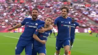 FA Cup Finali I Chelsea 0-1 Manchester United Maç Özeti
