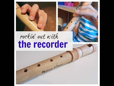 How To Play a Super-Easy Song on the Recorder | Teaching & Learning | teachmama.com