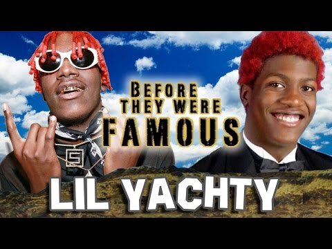 Thumbnail: LIL YACHTY - Before They Were Famous