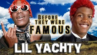 LIL YACHTY - Before They Were Famous