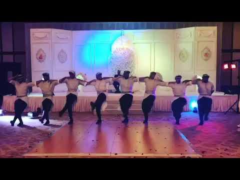 فرقة عروس القدس dj إضاءة دبكة(1)