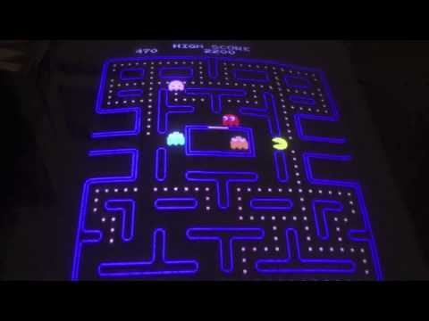 Pac Man Secret Hiding Spot