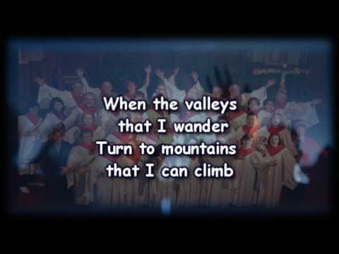 Old Church Choir   Zack Williams   Worhship Video with lyrics