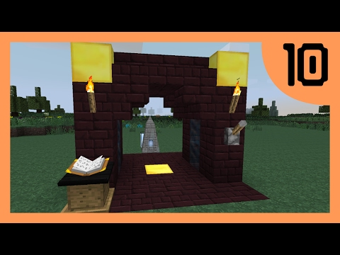 Thorgal's Modded Minecraft #10 - ARS Magica 2 First Spells