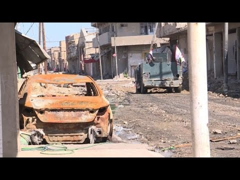 Mosul Old City 'completely surrounded': Iraqi forces