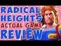 Radical Heights ACTUAL Game Review