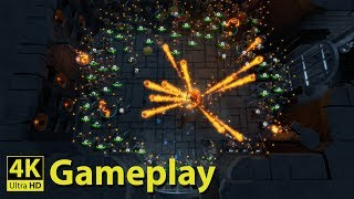 MetaMorph - 4K GAMEPLAY [A New Strategy Game from the Creators of Stronghold Series]