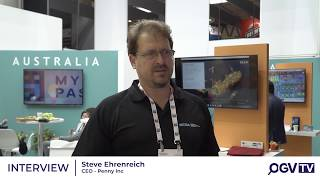 GASTECH 2018 - Interview with Steve Ehrenreich - Penny Inc thumbnail
