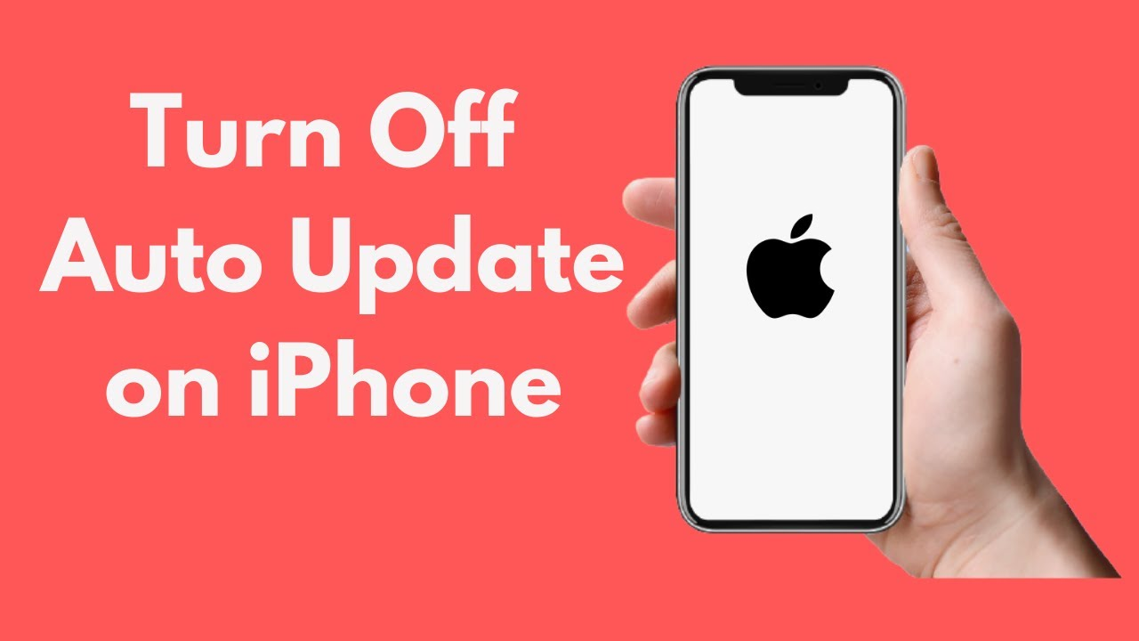 How to Turn Off Auto Update on iPhone (2021) - YouTube