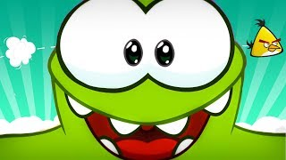 Cut The Rope Online Flash Game - Levels 1-9 - ZeptoLab Games