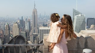 Top of the World in NYC | Mimi Ikonn Vlog