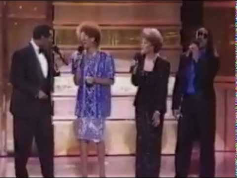 That's What Friends Are For (Dionne Warwick, Stevie Wonder, Luther Vandross & Whitney Houston)