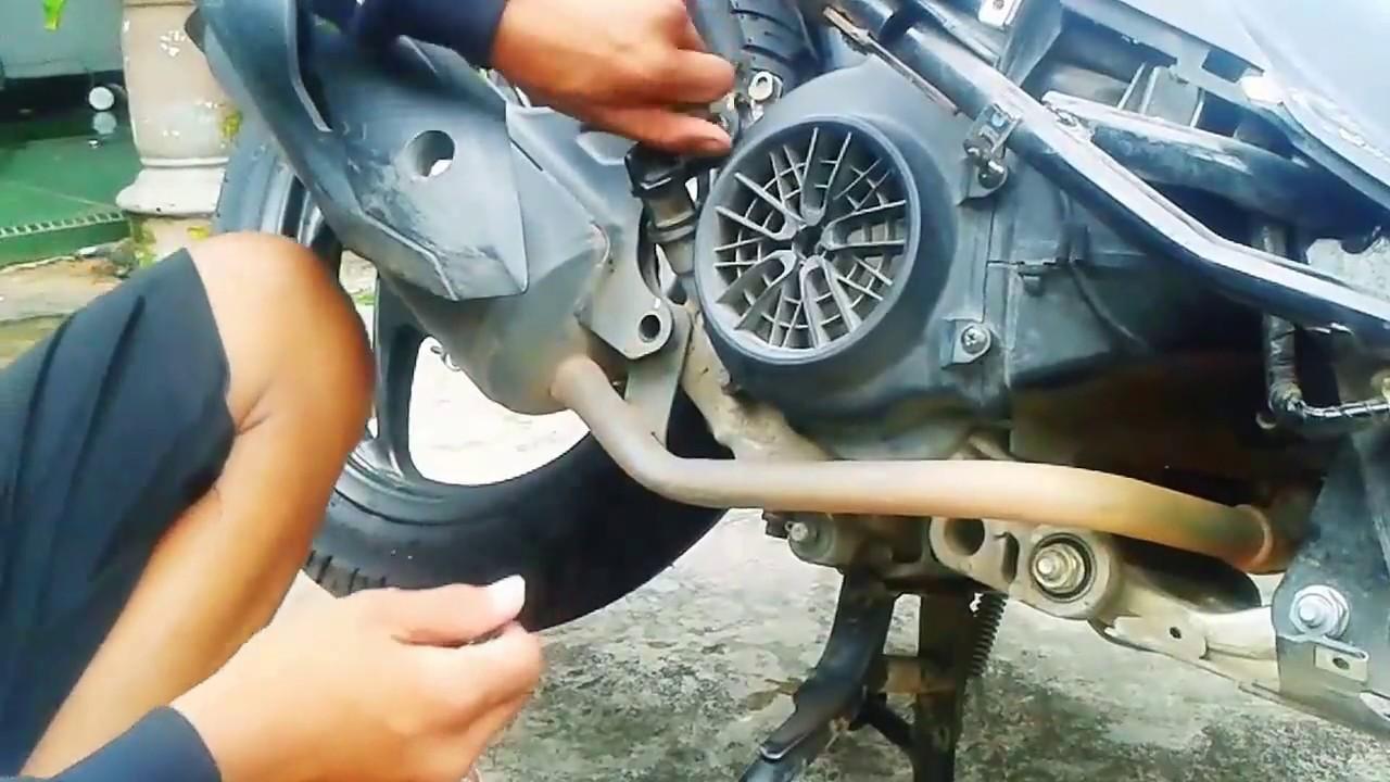 Cara Memasang Knalpot Motor Beat Fi Otodiday Youtube Cover Tameng Tutup All New 2016 Street