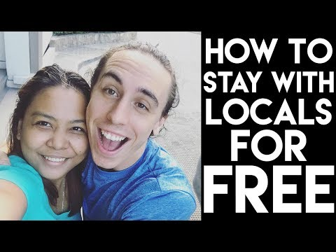 How to stay with LOCALS for FREE 🇵🇭 PHILIPPINES Travel Vlog Ep 27
