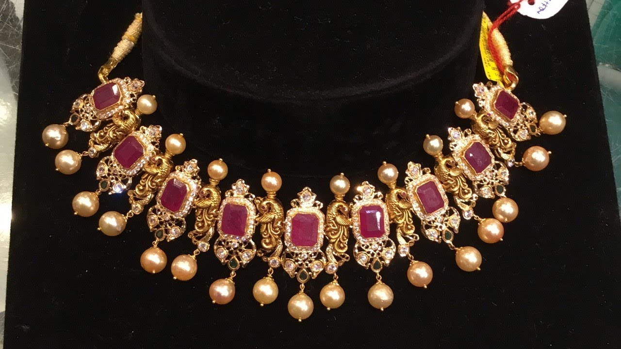 Indian Jewellery Designs Photos Yescar Innovations2019 Org