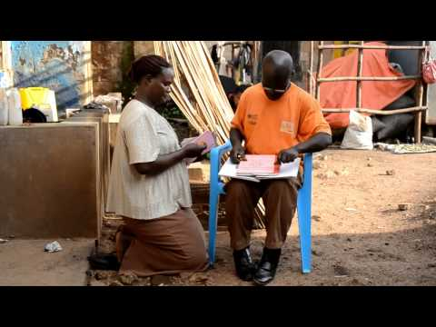 Making an Invisible Community Visible - Empowering Urban Poor in Bwaise for Slum Up Grading
