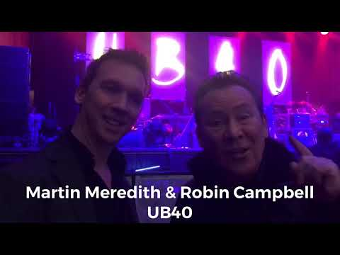 Christmas message from UB40