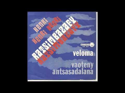 Henri Ratsimbazafy - Veloma Mahità fahasambarana (Discomad)