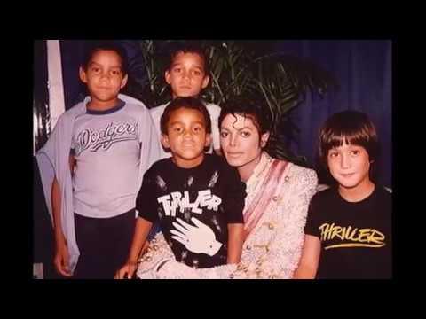 Michael Jackson's boys / Victims?