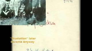 Genesis 9th January 1970 Early Demos with Anthony and John