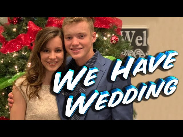 Claire Spivey and Justin Duggar - Yup, We Have a Wedding Date! - Counting On TLC
