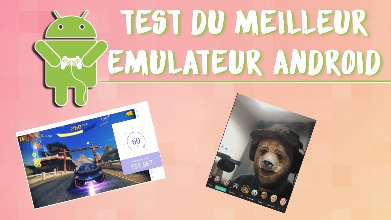 Le meilleur émulateur Android pour PC - Nox App Player [TEST]