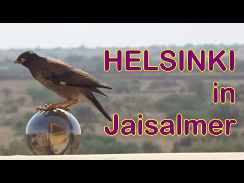 Helsinki in Jaisalmer