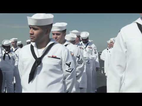 USS Harry S. Truman Deployment Departure Day Feature