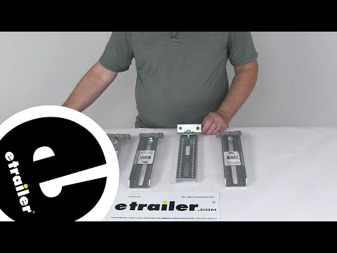 Etrailer | Review Of CE Smith Boat Trailer Parts - Roller And Bunk Parts - CE10002G-4