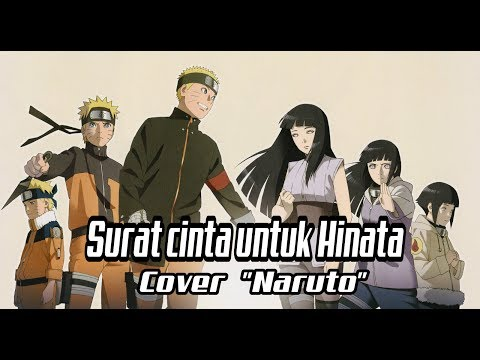 SURAT CINTA UNTUK HINATA Cover Naruto