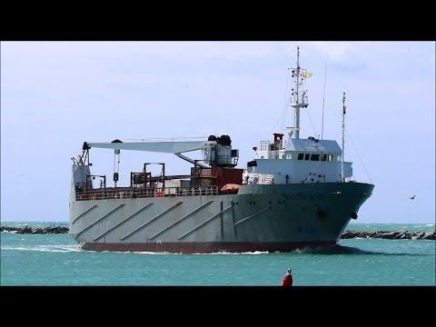 Betty K VI Pallet Carrier Ship