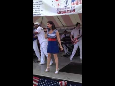 Lina Kawar - Operator (Live performance - Manhattan Transfer cover)