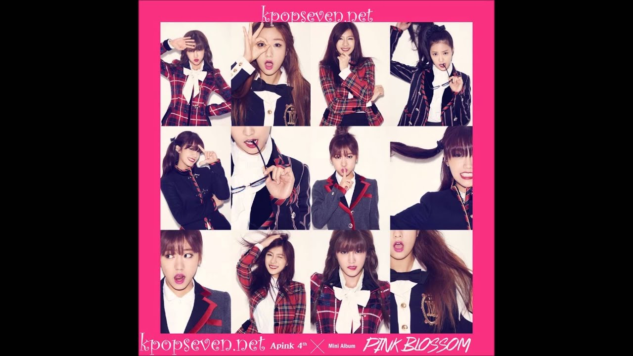 [MP3/DL] APink (에이핑크) - Mr  Chu (On Stage) [4th Mini Album Pink Blossom]