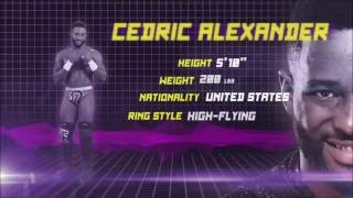 cedric alexander cwc theme song full version