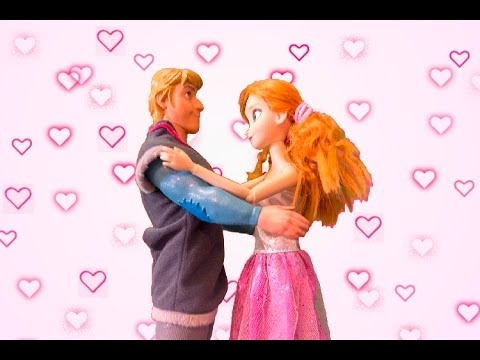 Princess Anna and Kristoff are getting married in one week- Elsa and Anna get ready for her wedding