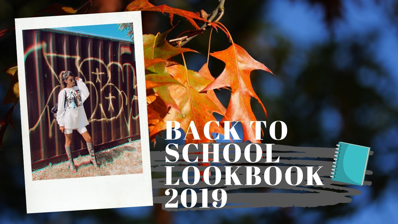 BACK TO SCHOOL OUTFIT IDEAS 2019 5